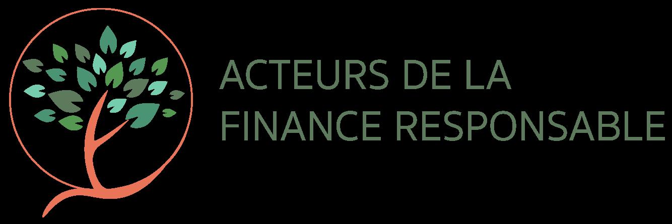 AFR – Association des acteurs de la Finance Responsable